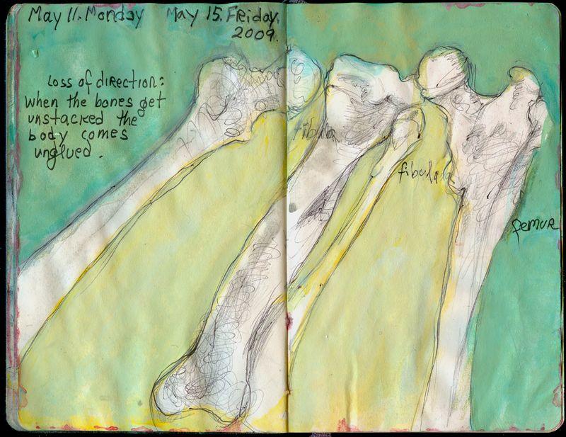 Bone May 11-15, 2009.