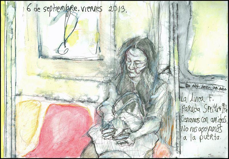 September6_2012_la linea F_parada smith & 9th_no nos apoyamos
