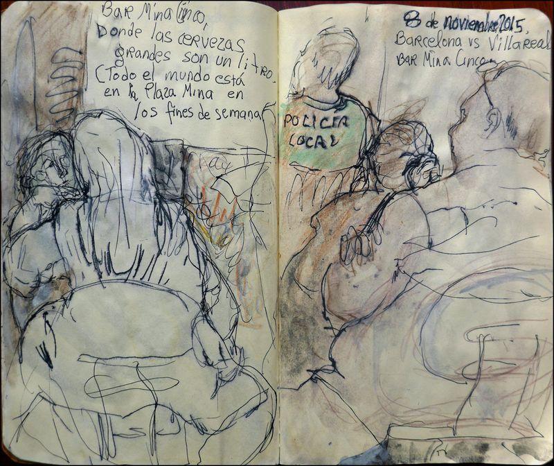 November8_2015_barcelona y villareal_bar mina cinco