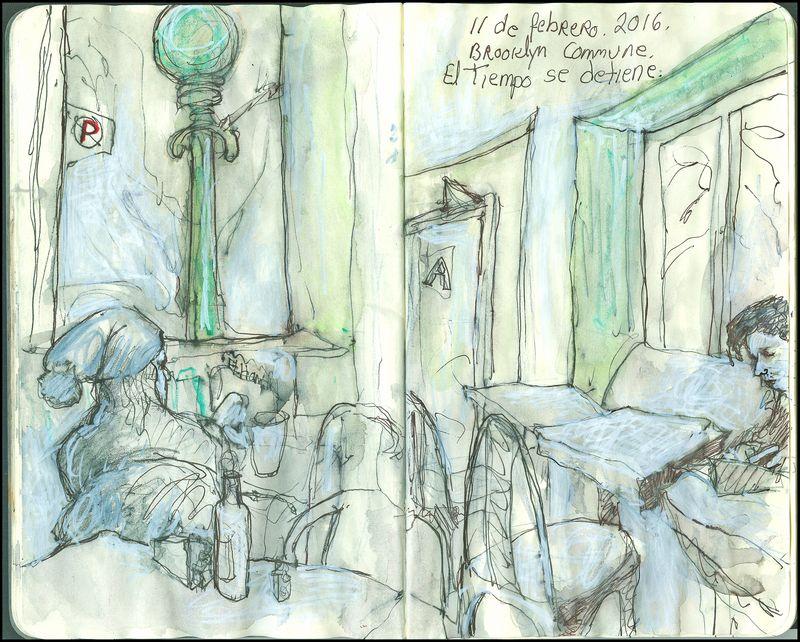 February11_2016_brooklyn commune_el tiempo se detiene