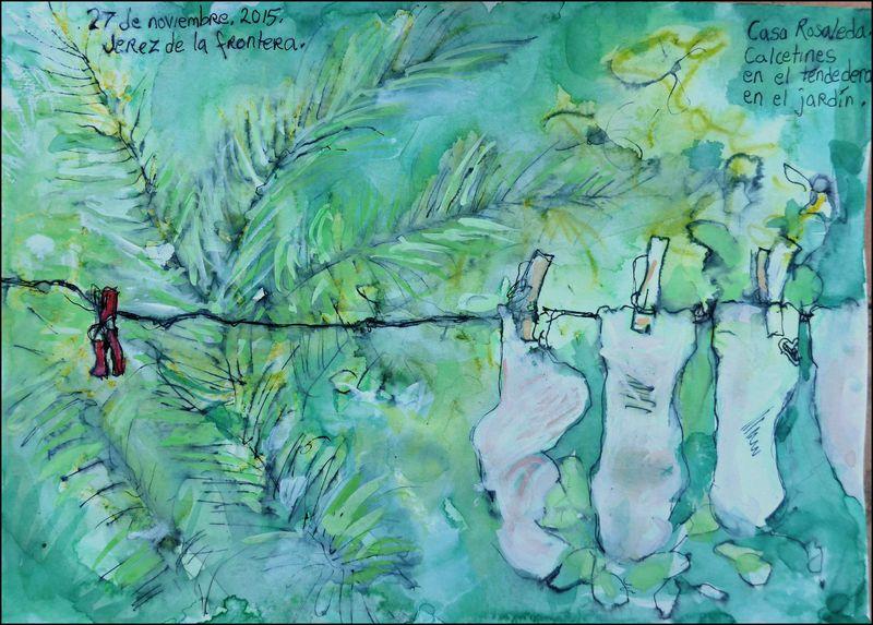 November27_2015_jerez_socks on the clothesline